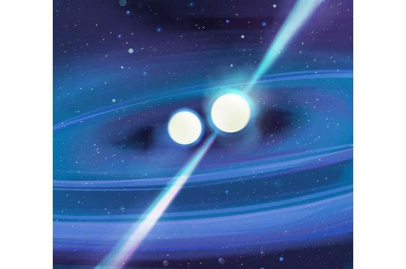 How colliding neutron stars could shed light on universal mysteries