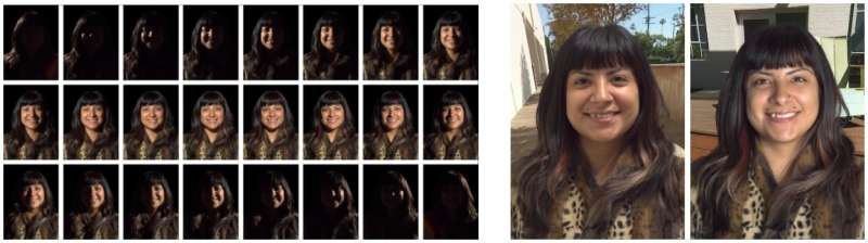 How Google allows Pixel phone users to improve portraits by adding light after a picture was taken