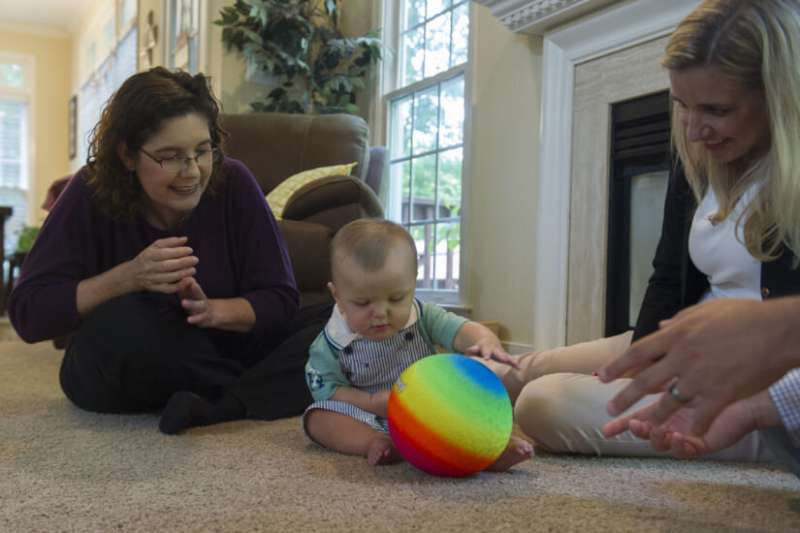 How reaching for toys could change cerebral palsy therapy