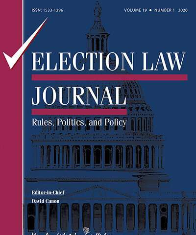 How robust is e-government in American state election administration?