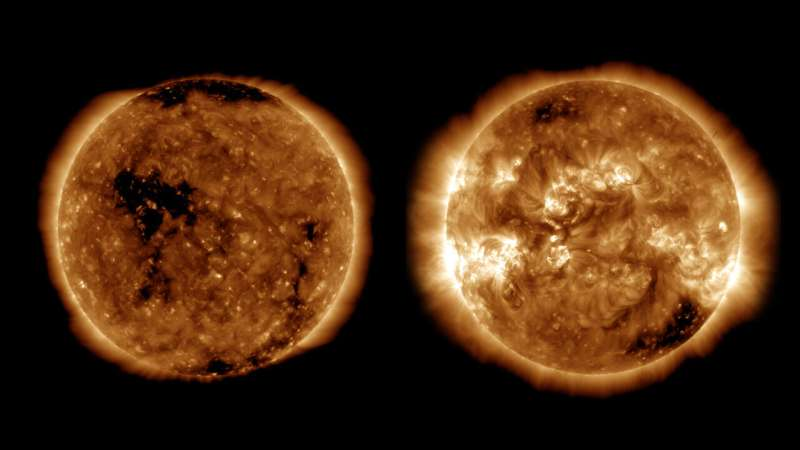 How scientists around the world track the solar cycle