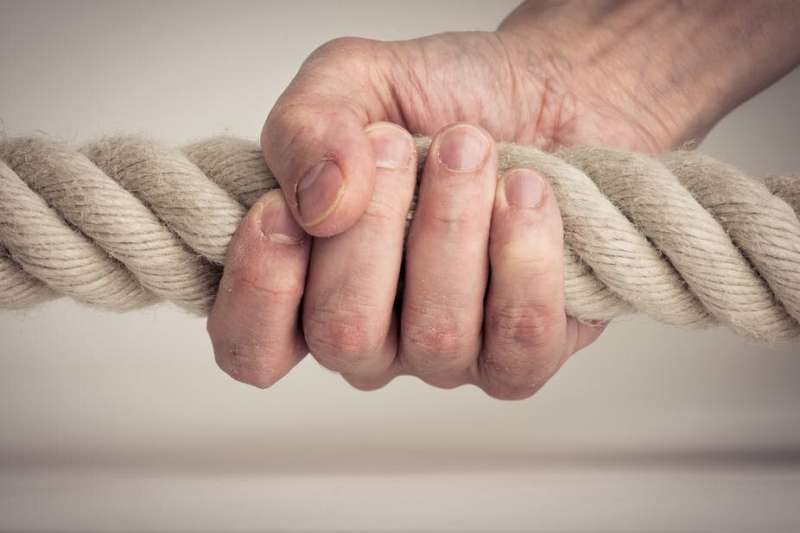 How strong your grip is says a lot about your health