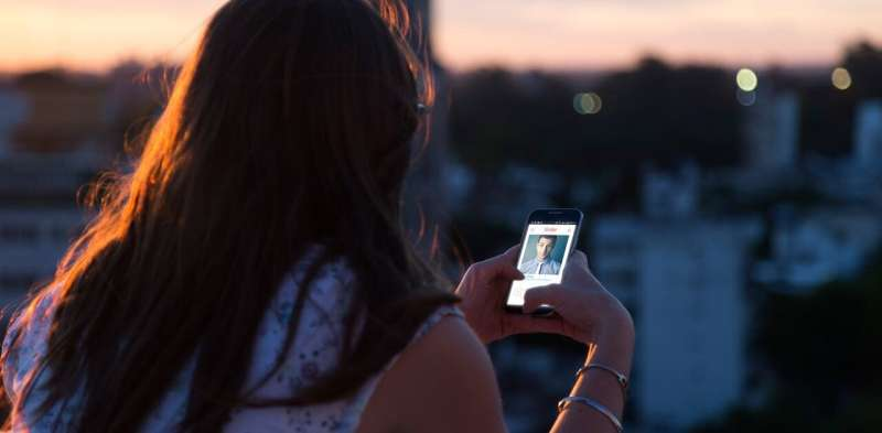 How Tinder is being used for more than just hook-ups