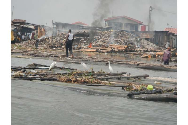 How we learned more about dangerous pollutants in Lagos lagoon