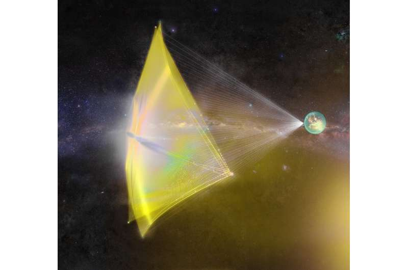 How will we receive signals from interstellar probes like Starshot?