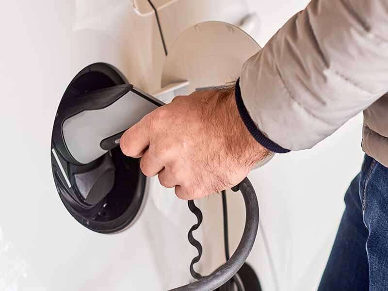 How would americans' health improve if all cars were electric?