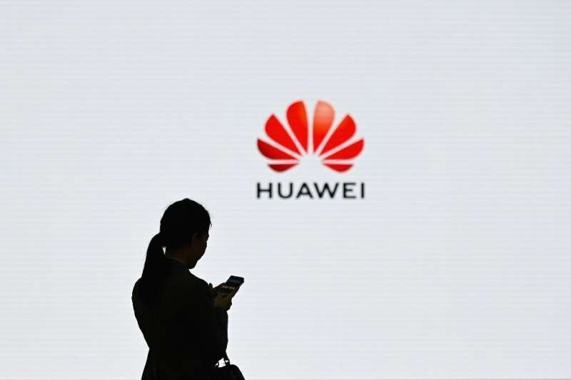 Huawei has grown to domnate the massive Chinese market