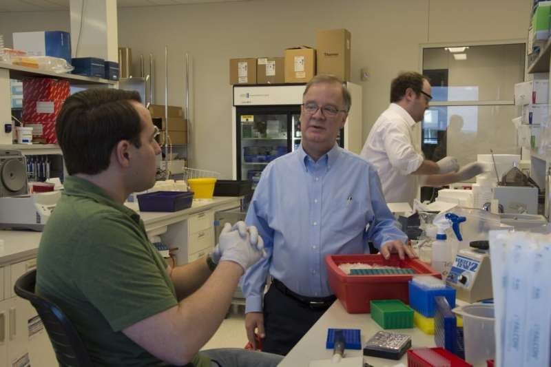 HudsonAlpha scientists collaborate to uncover a gene that doubles the risk of developing several neurodegenerative diseases