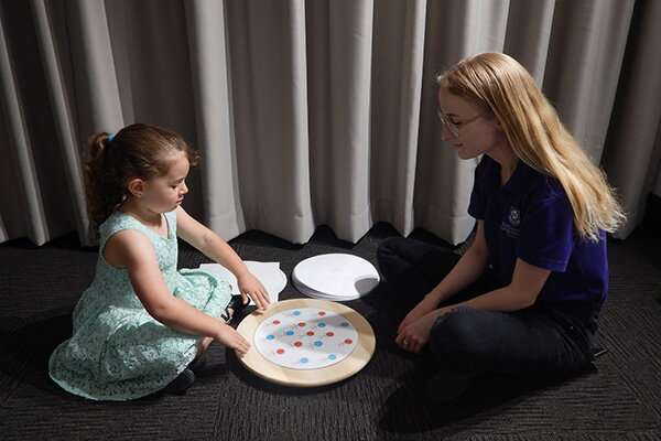 Humans outsource thinking from early childhood