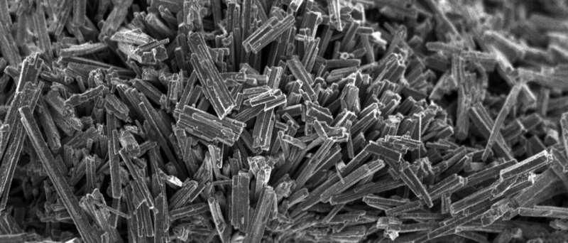 Hydrochloric acid boosts catalyst activity