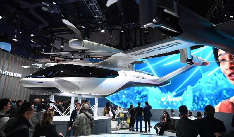 Hyundai announced it will begin mass-producing its S-A1 electric Urban Air Mobility conceptfor Uber, moving the idea of aerial r