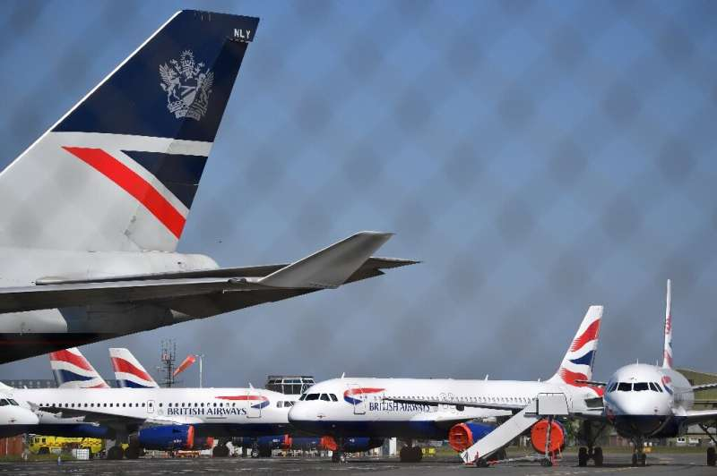 IAG owns British Airways as well as Spanish airline Iberia and Irish carrier Aer Lingus