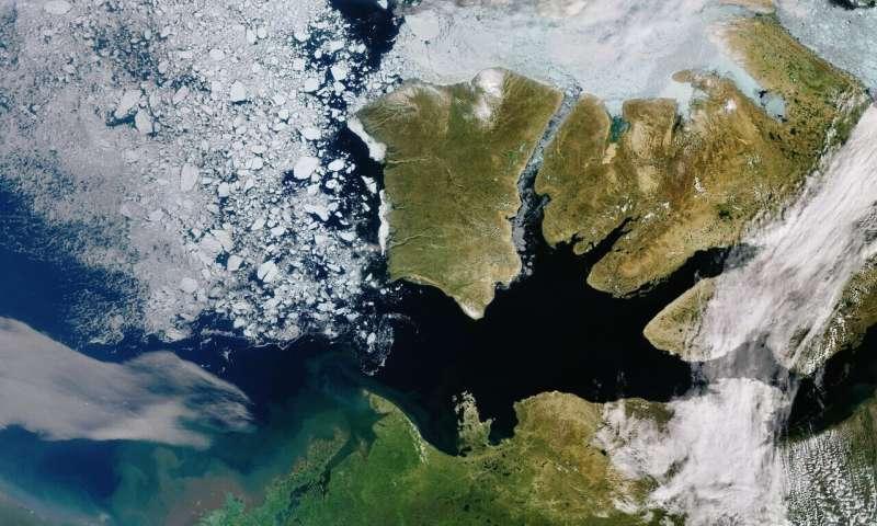Image: Canadian Arctic Archipelago