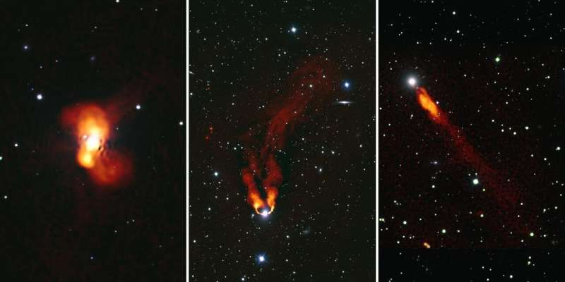 Image release: Galaxies in the Perseus Cluster