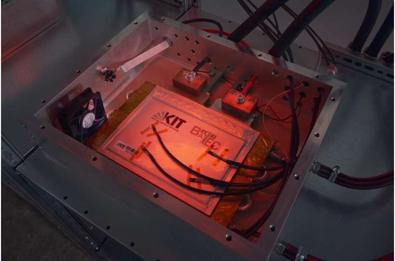 Improved test methods for safer battery systems