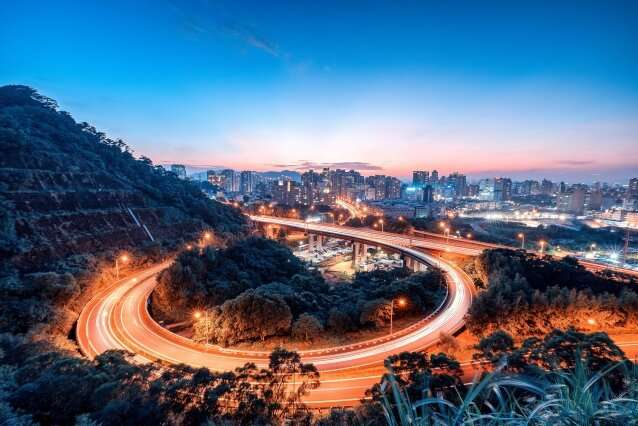 Improving pavement networks by predicting the future