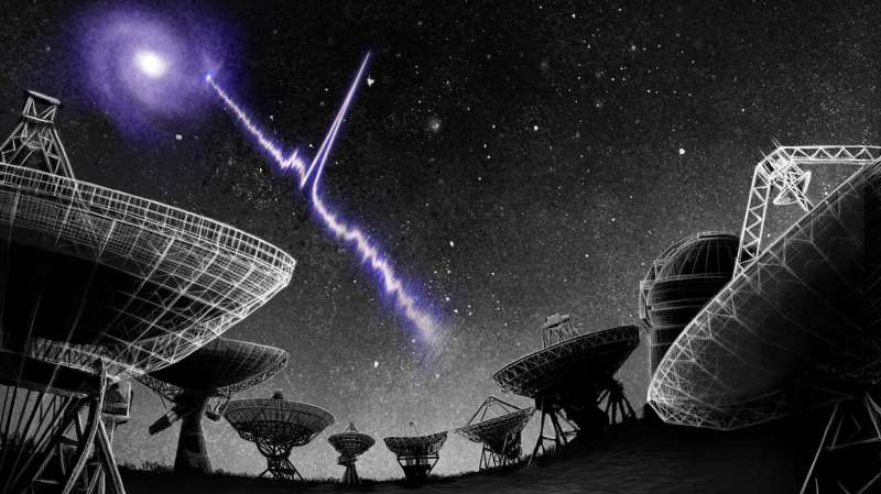 In a nearby galaxy, a fast radio burst unravels more questions than answers