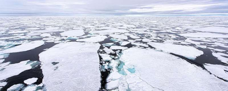 Increasingly mobile sea ice risks polluting Arctic neighbors