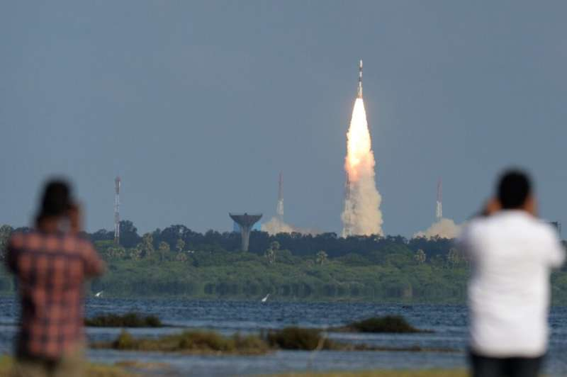 India seeking to become only the fourth nation after Russia, the United States and China to put a mission on the moon's surface
