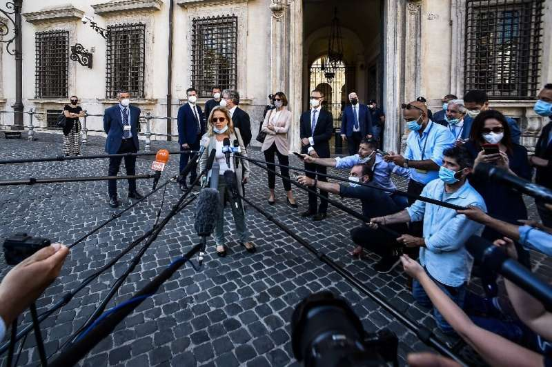 In Italy's Bergamo province, 50 victims' family members filed complaints this week over how the crisis was handled
