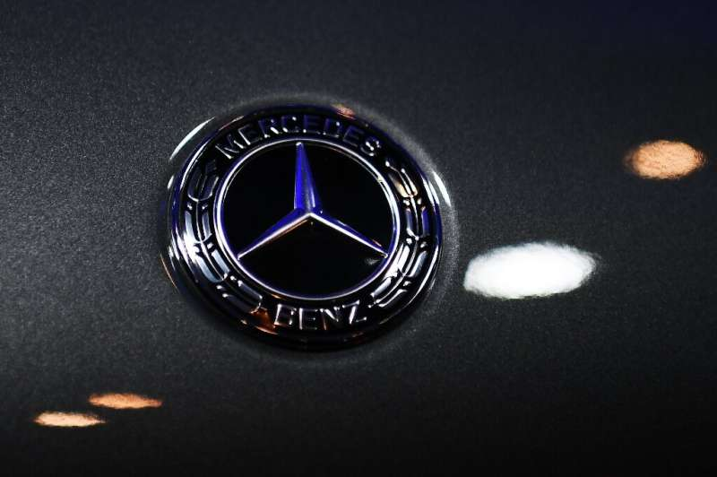"""In its filing, Mercedes-Benz accused Washington of """"prosecution of an unprecedented, unbounded, and unlimited trade war&quo"""