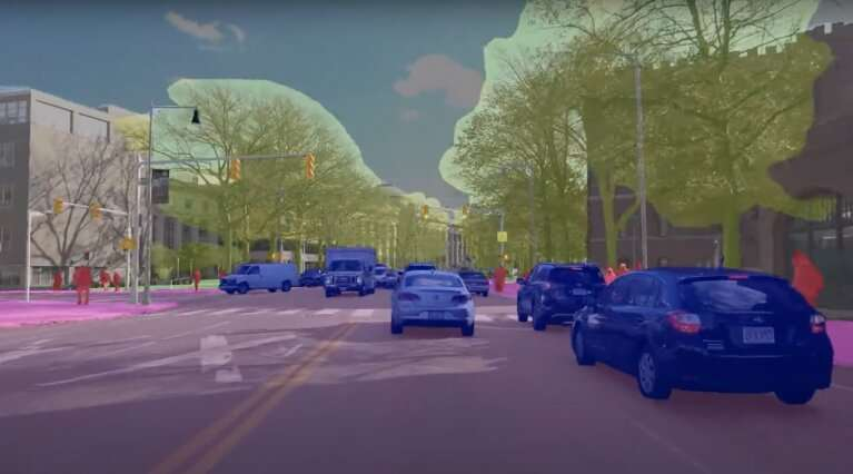 Innovative dataset to accelerate autonomous driving research