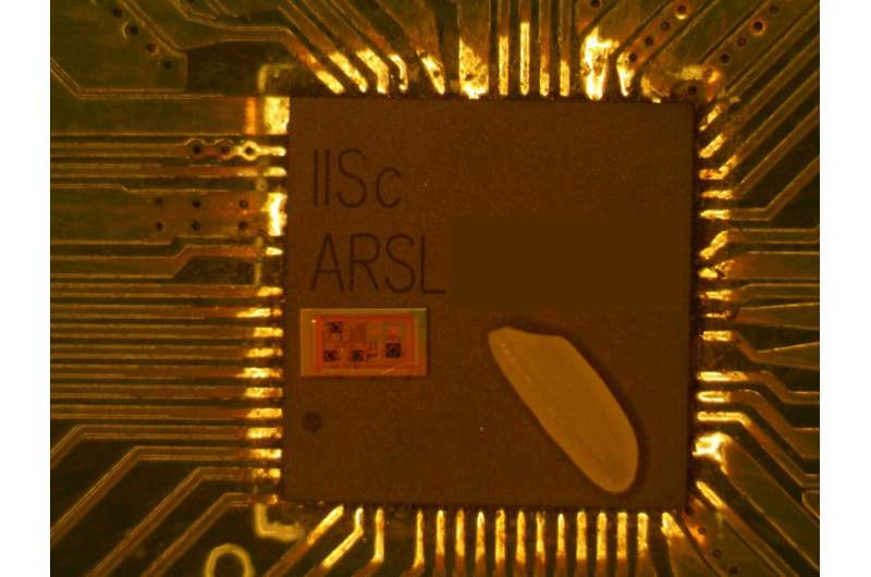 In significant breakthrough, IISc team builds through-the-wall radar on tiny chip