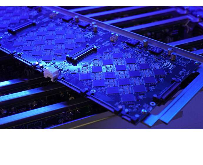 Intel Scales Neuromorphic Research System to 100 Million Neurons