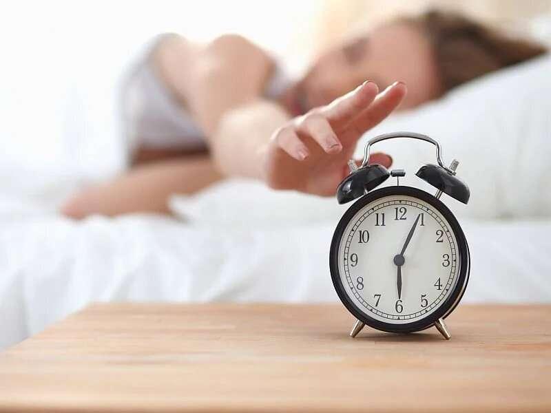 Inverted U-shaped link seen for sleep duration, cognitive decline