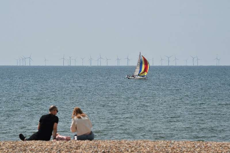 Investment in renewable energy is expected to dip but fare better than fossil fuels