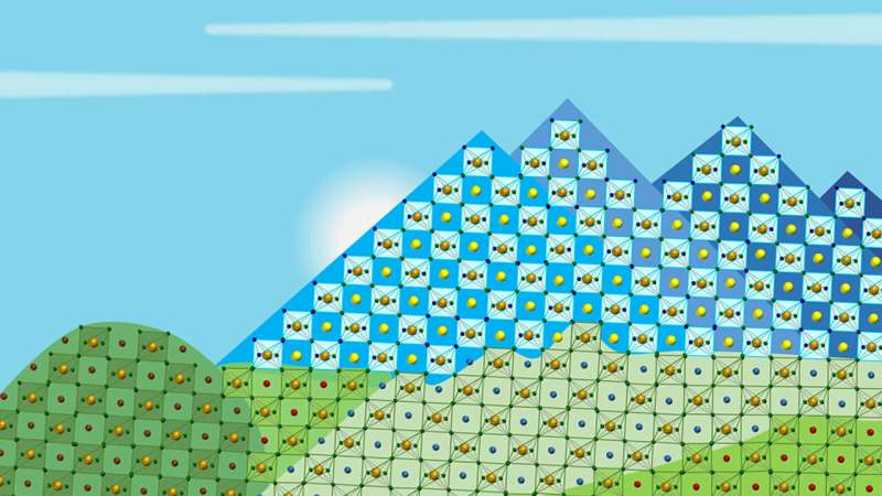 Ionic defect landscape in perovskite solar cells revealed