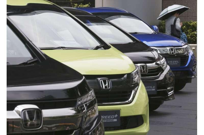 Its Wuhan plants shut, Honda reports quarterly profit drop