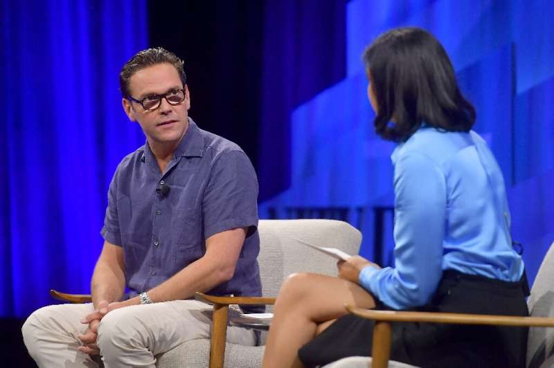 James Murdoch, who has resigned from News Corp, has been critical of the business and its media coverage