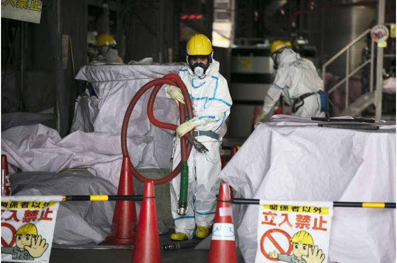Japan PM says plan to release Fukushima water coming soon