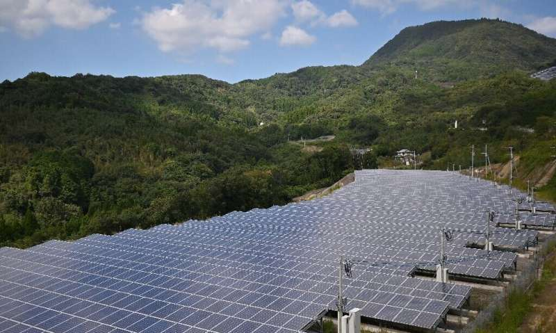 Japan's renewable energy industry is hoping a new carbon neutral goal will help clear longstanding obstacles to its growth