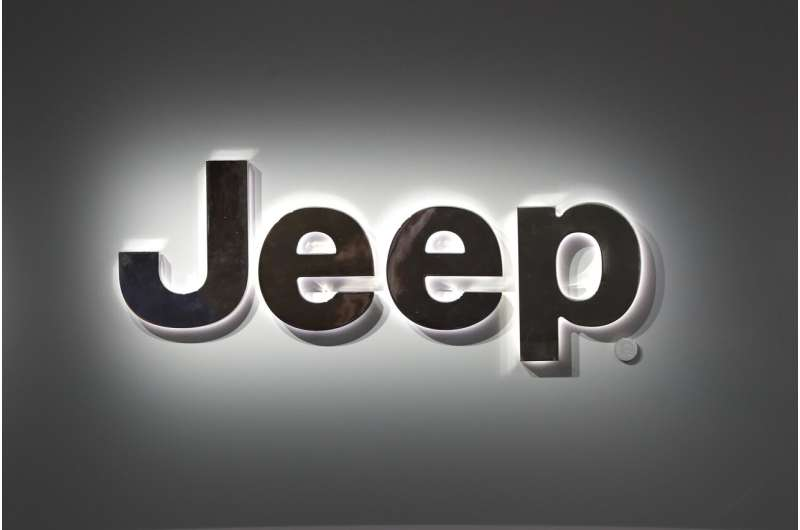 Jeep SUVs recalled to fix problem that can cause power loss