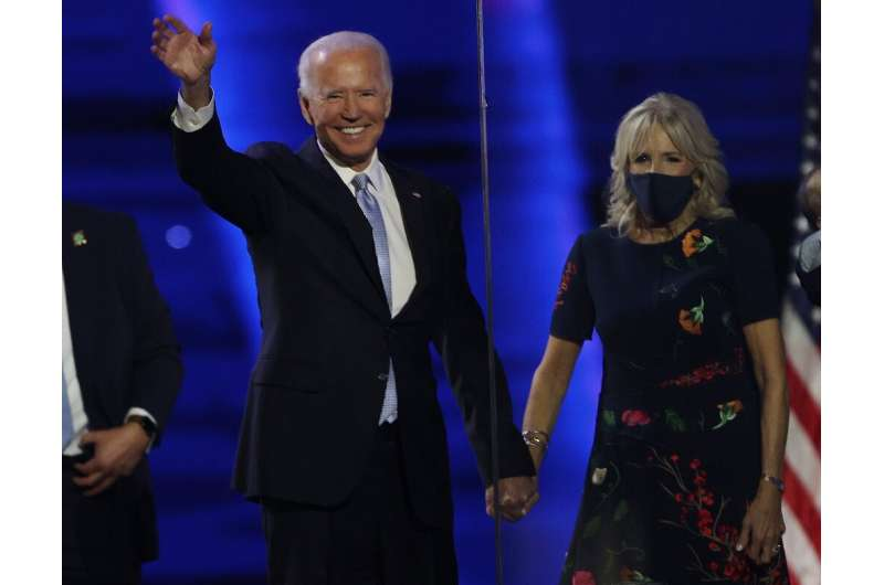 Joe Biden said topscientists would be appointed to his coronavirus task force