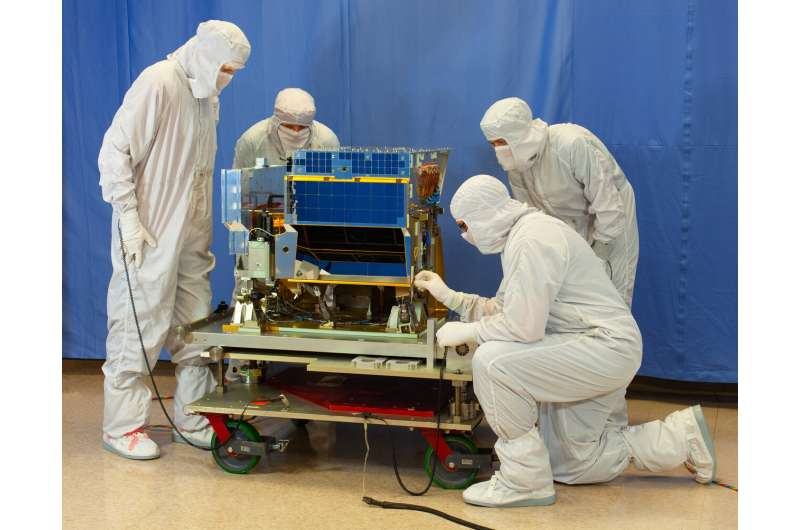 JPSS-2 satellite instrument passes readiness test
