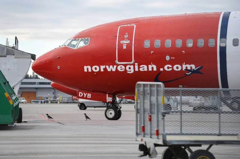 Just six of the 140 aircraft Norwegian was operating at the start of 2020 are still flying