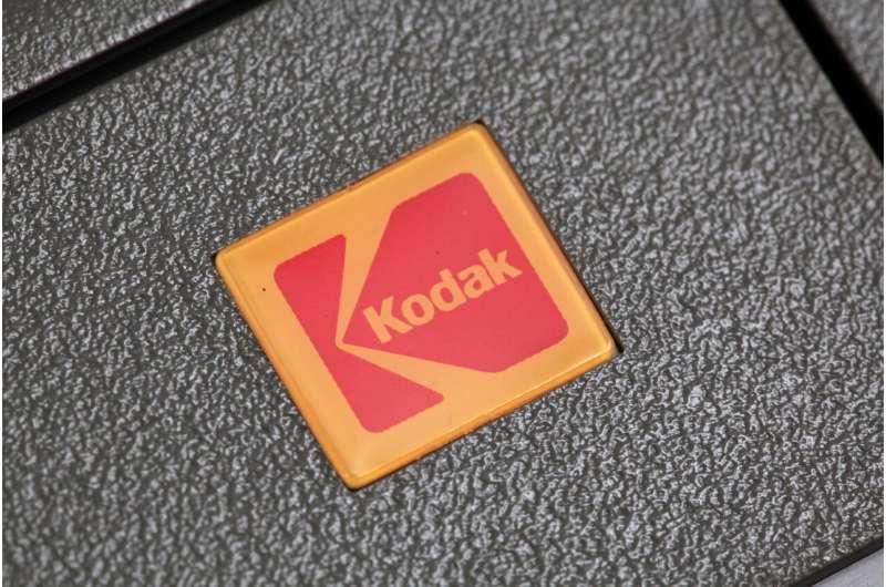Kodak lands loan to bolster US-produced drug supply