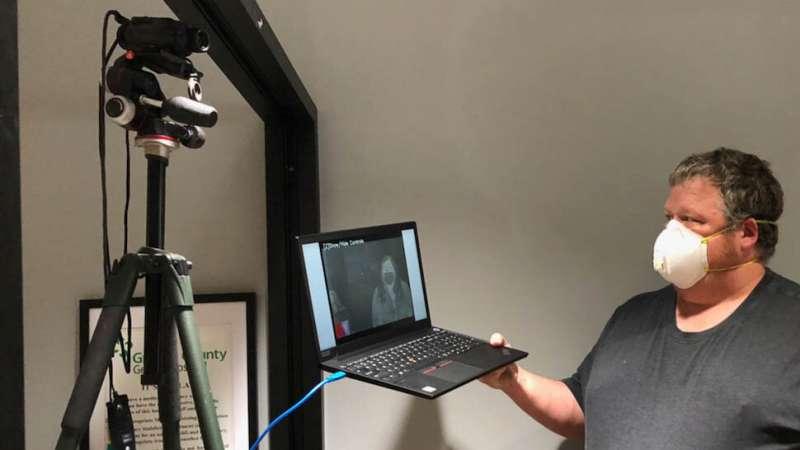 Lab develops long range fever detector