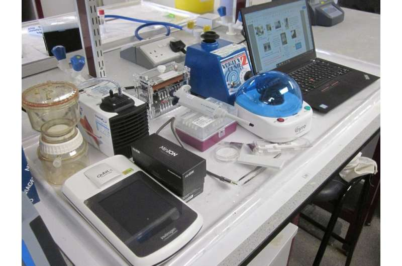 'Lab in a suitcase' could hold the key to safer water and sanitation for millions