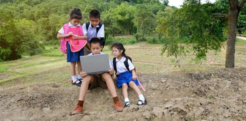 Lack of internet access in Southeast Asia poses challenges for students to study online amid COVID-19 pandemic