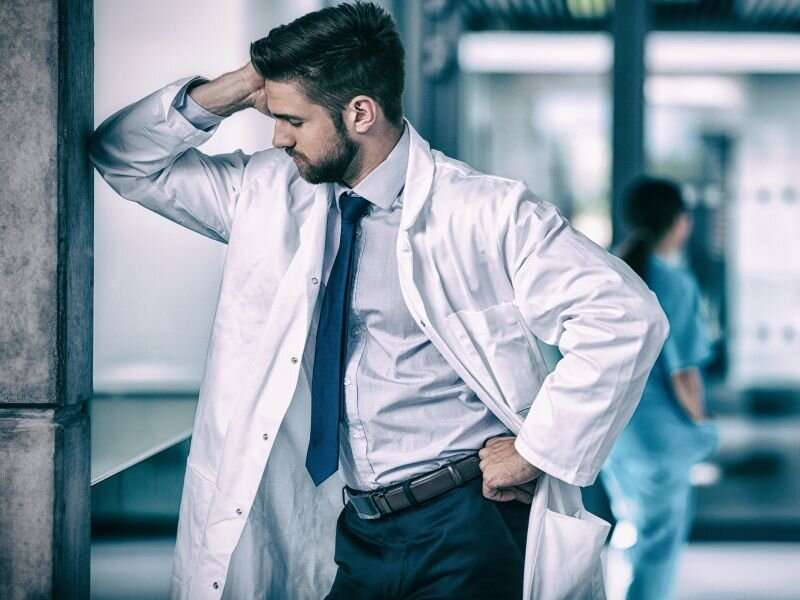 Lack of sleep tied to physician burnout, medical errors