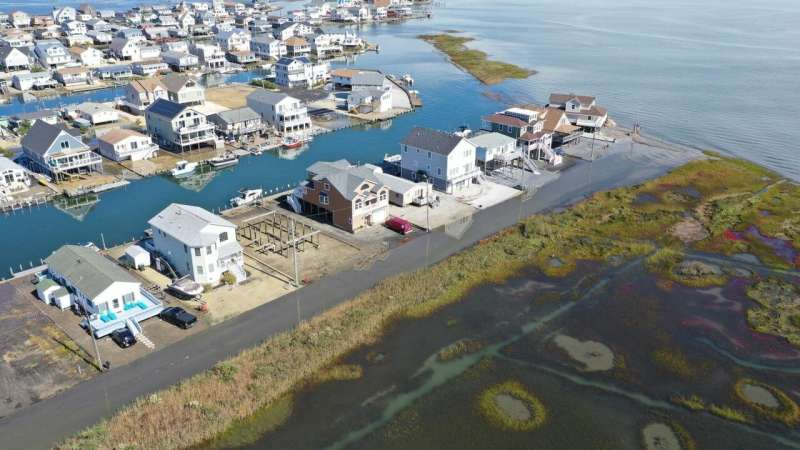 Land development in New Jersey continues to slow