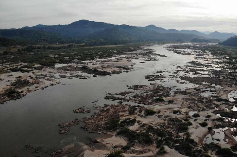 Laos, Thailand, Cambodia and Vietnam all battled severe drought last year as the tide of the Mekong River fell to record lows—ex