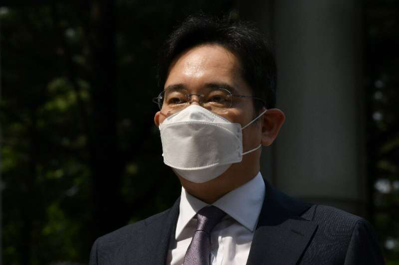 Lee Jae-yong was jailed in 2017 for bribery and other offences but was cleared on appeal and is currently being retried