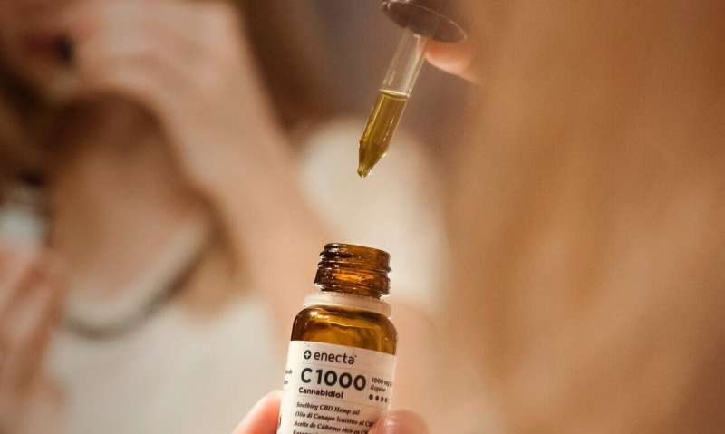 Legal Cannabis hemp oil effectively treats chronic neuropathic pain