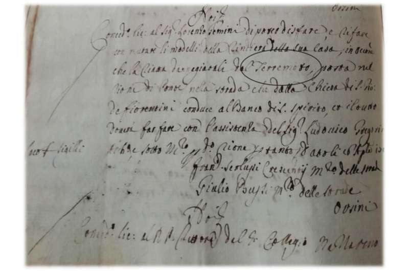 'Lettere patenti' help assess intensity of historic central Italian earthquakes