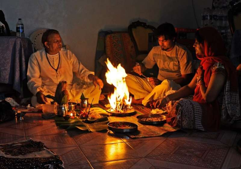 Life-hack: Rituals spell anxiety relief